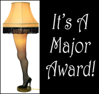 It's A Major Award!