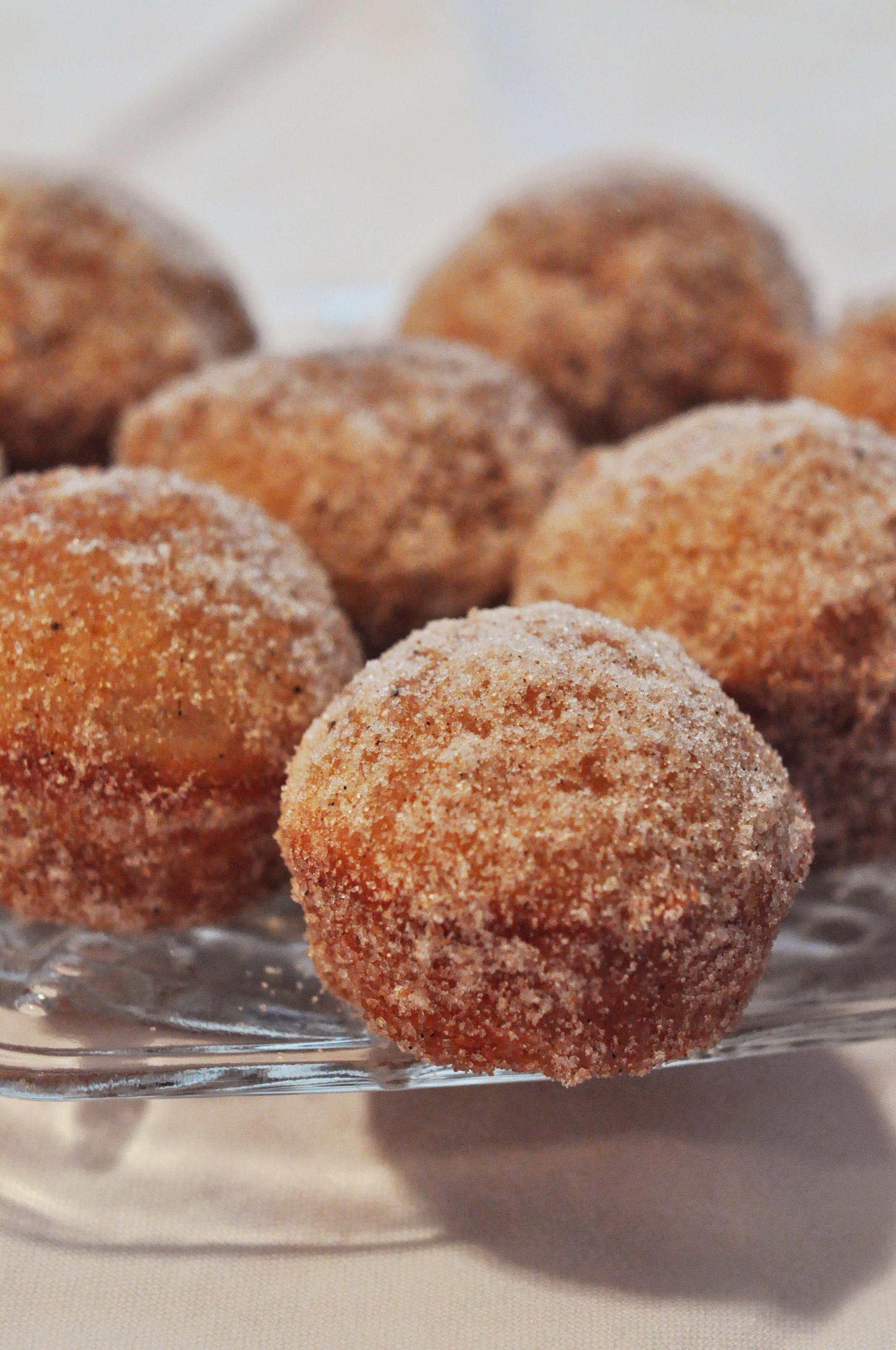 Doughnut Muffins | Bon Appetit Hon