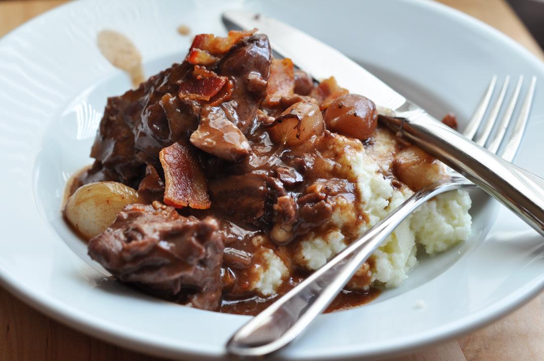 Quick Coq Au Vin Bon Appetit Hon