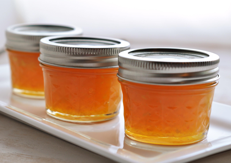 gingered peach marmalade bon appetit hon
