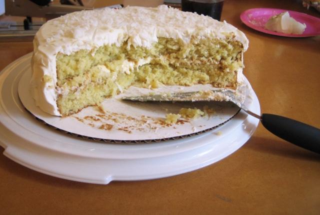 Contessa Coconut Cake