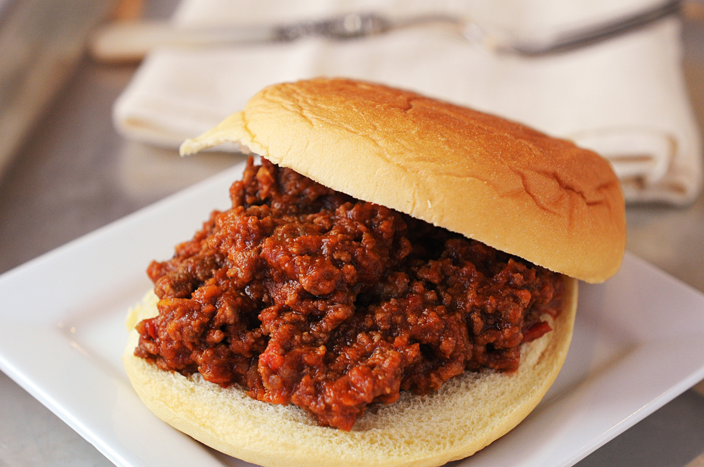 Crock Crock Pot Sloppy Joe Bon Appetit Hon