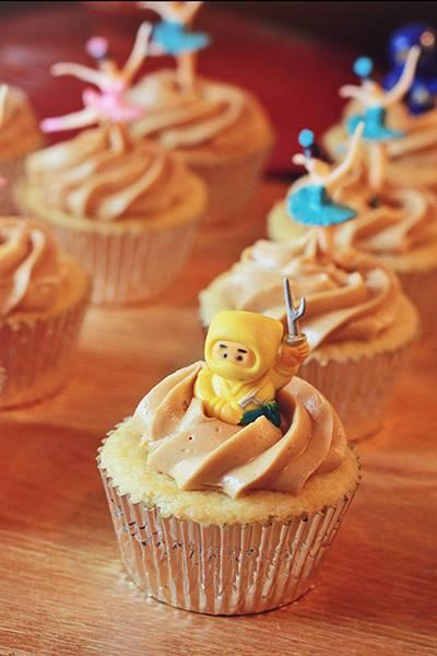 cupcake ninja