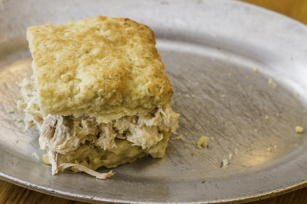 Cream Cheese Biscuit
